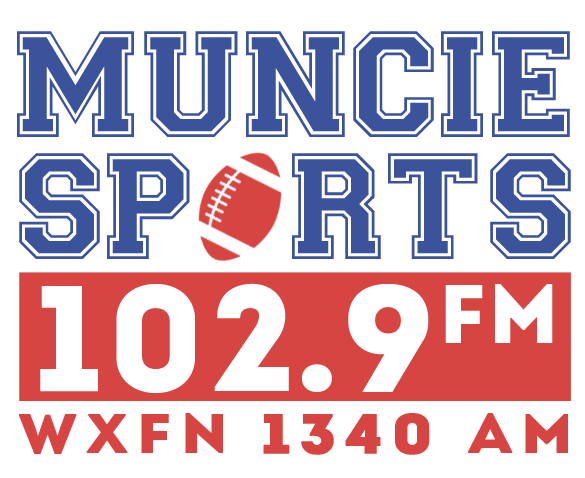 Muncie's Sports Station, 102 9 FM and 1340 AM Muncie, Indiana